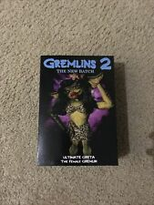 "ULTIMATE GRETA THE FEMALE GREMLIN Gremlins 2 1990 Movie 7"" inch Figure Neca 2020"