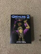 "ULTIMATE GRETA THE FEMALE GREMLIN Gremlins 2 1990 Movie 7"" inch Figure Neca 2020"