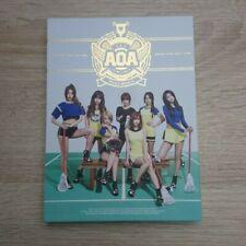 AOA Heart Attack 3rd Mini Album official aoa album rare out of print