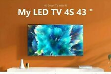"Xiaomi Mi 4S TV 43"" Smart HD LED-TV 4K Ultra Tuner WIFI Bluetooth*-Netflix-Prime"