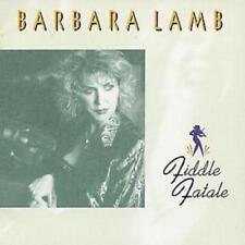 Barbara Lamb : Fiddle Fatale CD (1999) ***NEW***
