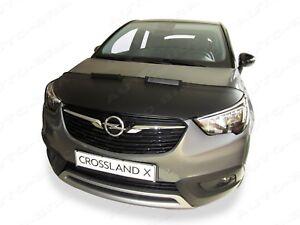 BONNET BRA Vauxhall Holden Opel Crossland X since 2017 STONEGUARD Protector