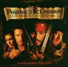 PIRATES OF THE CARIBBEAN SOUNDTRACK CD NEUWARE
