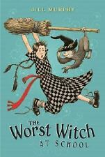 The Worst Witch at School-ExLibrary