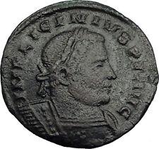 LICINIUS I 311AD London Londinium Mint Rare Authentic Ancient Roman Coin i63990
