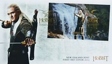 New Zealand Stamps, First day cover, The Hobbit/Legolas Greenleaf - 1/11/2013