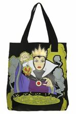 DISNEY LOUNGEFLY EVIL QUEEN HEARTLESS TOTE BEACH BAG HANDBAG PURSE LARGE 16""