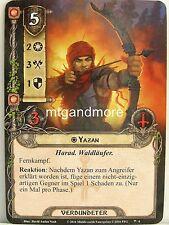 Lord of the Rings LCG - #004Yazan - Die Mumakil