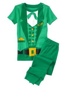 NWT Gymboree Boys Gymmies Pajamas set Lucky Many Sizes