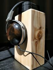 E-MU Teak - WOOD SERIES HEADPHONES (Fixed Cable)