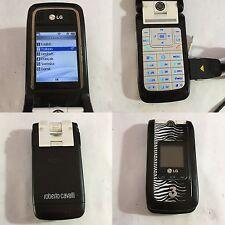 CELLULARE LG U880 GSM NERO ROBERTO CAVALLI BLOCCATO RETE SU TRE