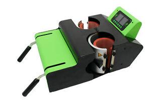 B GRADE Twin Mug Heat Press Galaxy Pro Duo GS-203T New Sublimation Transfer
