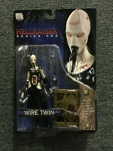 Wire Twin Hellraiser Series 1 NECA Reel Toys Figure.  New and unopened.