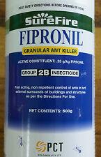 Fipronil Granular Ant Killer Insecticide Poison 500g Non Repellent Professional