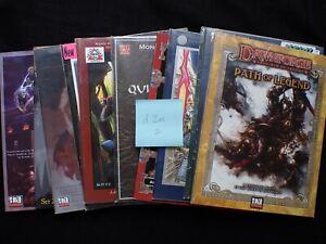 Huge Lot #2 d20 System 11 RPG Books Guides