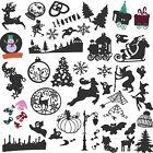Xmas Halloween Metal Cutting Dies Stencil Scrapbook Paper Cards Craft Embossing