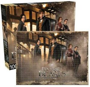 NEW Fantastic Beasts 1000Pc Puzzle from Mr Toys