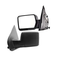 New Driver/Left Power Heated Door Mirror w/o Turn Signal for Ford F-150 2004-06