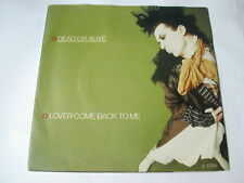 """DEAD OR ALIVE - LOVER COME BACK TO ME - EPIC 7"""""""