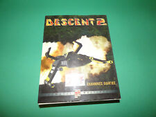 Descent 2 - Interplay (PC, CD, 1996, Big Box)