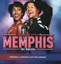 MEMPHIS - THE MUSICAL - ORIGINAL LONDON CAST RECORDING   *NEW CD ALBUM*