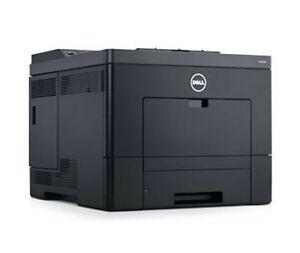 Dell C3760DN Color Laser Printer - Only 4K Pages - Warranty