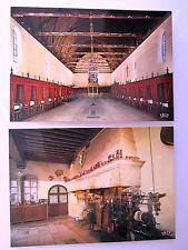 2x Frankreich BEAUNE Cote-d`Or Hostel-Dieu Carte Postale France Postkarten Lot
