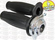 Moto clásica 364 Tipo Twist Grip Set 60-7014 encaja 7/8 Handle Bar