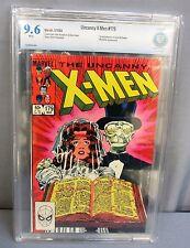 THE UNCANNY X-MEN #179 (Leech 1st app.) CBCS 9.6 NM+ Marvel Comics 1984 cgc