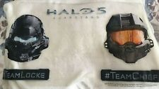 E3 2015 Xbox Halo 5 Guardians #TeamLocke #TeamChief Window Cling Microsoft Promo