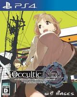 PS4 OCCULTIC;NINE Japan PlayStation 4 F/S