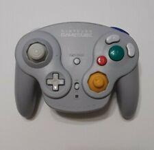 Nintendo GameCube Gray Wireless Wavebird Controller No Receiver DOL-004