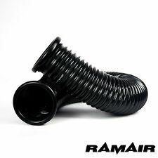 RAMAIR Aire Frío Mecanismo PVC negro Tubo Admisión Tubo Para Kits De Inducción