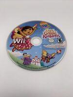 Dora the Explorer Dora Saves the Crystal Kingdom (Nintendo Wii) Disc Only Tested