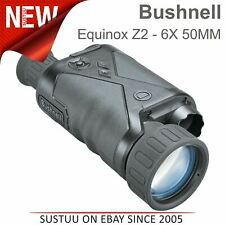 Bushnell Equinox Z2 Digital Night Vision Monocular 6 x 50mm|Image Capture|260250
