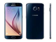 Samsung Galaxy S6 SM-G920T - 32GB (GSM Unlocked) Smartphone - Black Sapphire