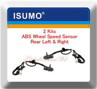 New ABS Wheel Speed Sensor Rear Left 3F2Z2C216AA for Ford Freestar 2004-07