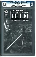 Star Wars: Tales of the Jedi Ashcan Edition #1 CGC 9.8 (9/94) Dark Horse