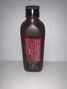 Bath & Body Works Aromatherapy Love Jasmine & Sandalwood Body Oil