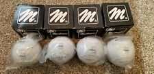 Macgregor Chicago 16 Inch Softballs New (Lot Of Four)