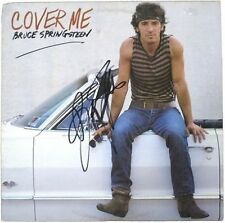 Bruce Springsteen Signed Record