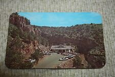 Vintage Postcard Vista Of Entrance To The Cave Of The Winds, Colorado