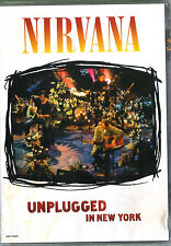 DVD (NEU!) . NIRVANA MTV Unplugged (Man who sold the World Where did you mkmbh