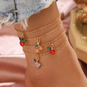 Very pretty cute Charmed anklet bracelets