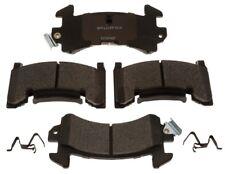 Disc Brake Pad Set-Ceramic Disc Brake Pad Front/Rear ACDELCO ADVANTAGE 14D154CH
