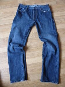 mens ARMANI jeans - size 34/33 great condition