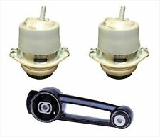 3pc Engine Motor Mount Set Fits For 03-10 Porsche Cayenne 4.8L & Cayenne 4.5L