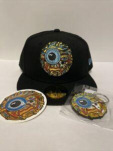 Mishka Keep Watch Opie Ortiz New Era 59Fifty Hat 7 5/8 Rare Sold Out MNWKA
