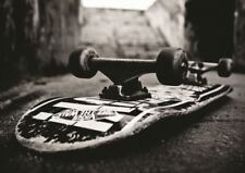 SKATEBOARD PRINT ART POSTER PICTURE A3 SIZE GZ1821