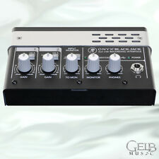 Mackie Onyx BlackJack USB Interface - ONYX-BLACKJACK